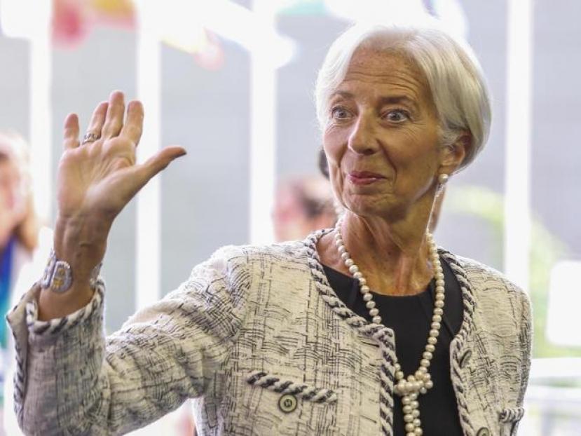 Ok del Parlamento Ue: la Lagarde presidente della Bce. M5S si astiene