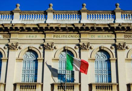 Il Politecnico di Milano rende obbligatoria la conoscenza della lingua italiana per gli stranieri