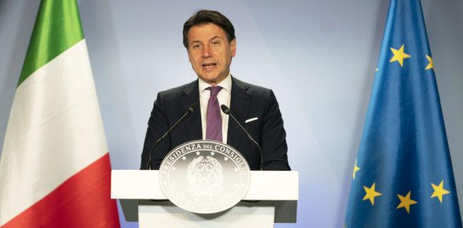 Ue: all'alba trovato l'accordo sul Recovery Fund da 750 miliardi