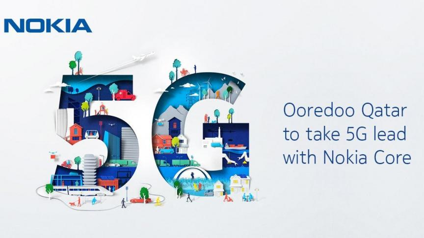 Nokia e Ooredoo Qatar: annunciato l'accordo per il 5G