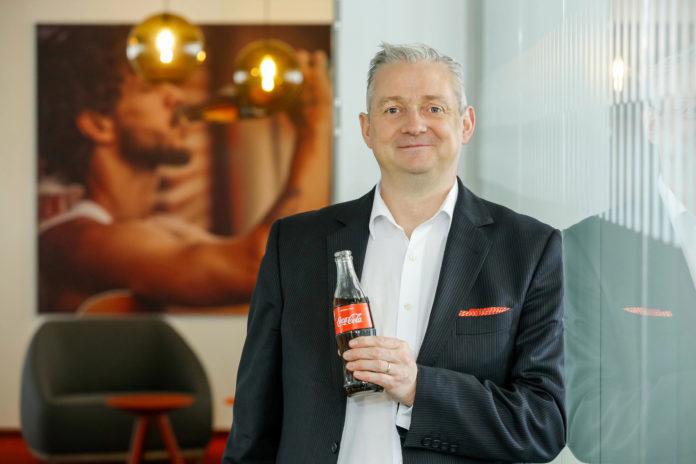 Frank O'Donnell nominato nuovo General Manager di Coca-Cola HBC Italia