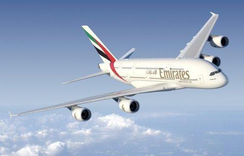Emirates riporta a Mosca l'A380
