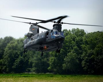 Boeing, Honeywell e Rolls-Royce Deutschland raggiungono accordo per la manutenzione dei motori dell'H-47 Chinook