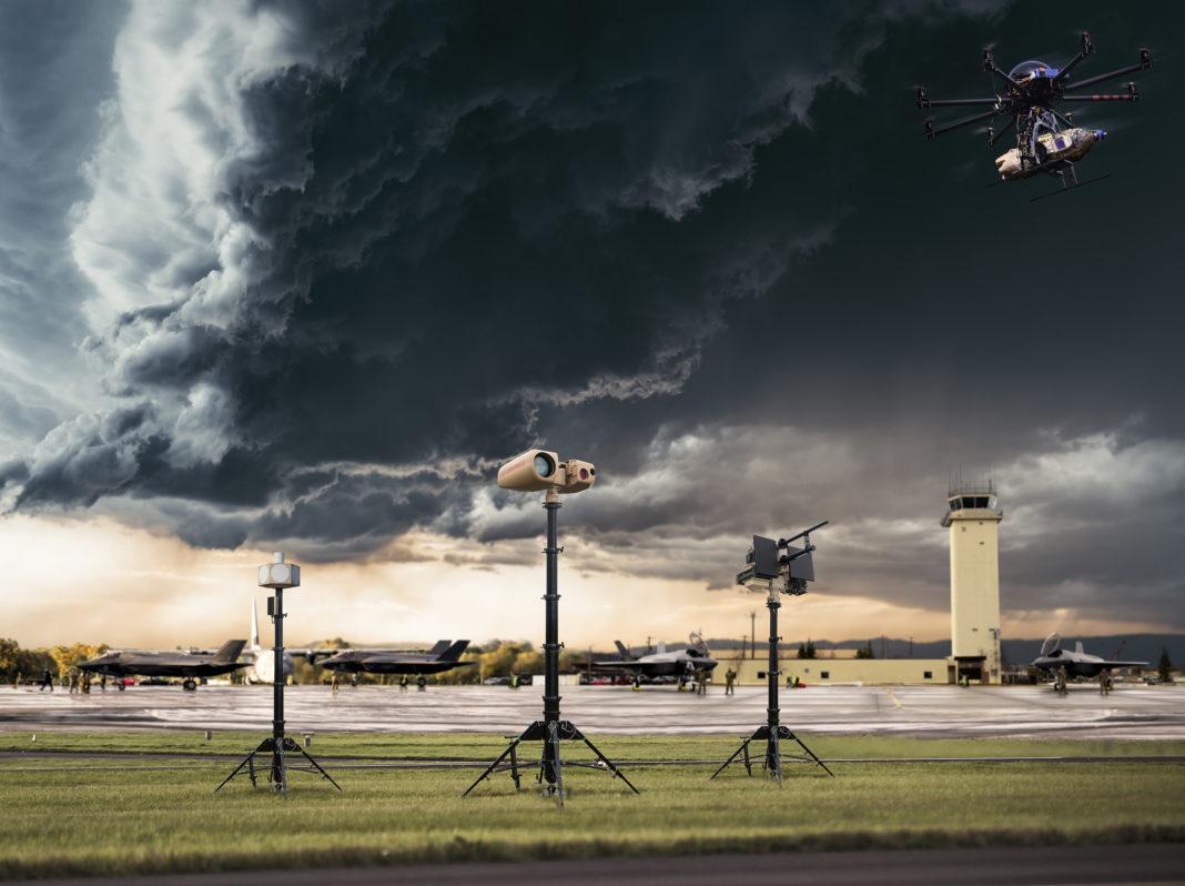 Leonardo consegna alla Royal Air Force tecnologia anti-drone a supporto del programma di ricerca e sviluppo SYNER