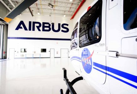 Airbus manterrà in volo gli elicotteri della NASA per i prossimi 10 anni