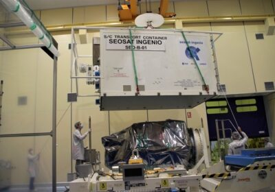 SEOSAT-Ingenio inizia il suo viaggio verso lo spazio
