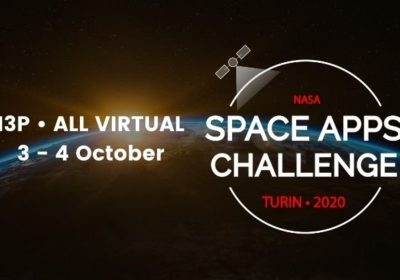 Nasa Space Apps Challenge torna a Torino con I3P