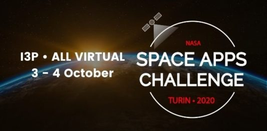 Nasa Space Apps Challenge torna a Torino con I3P