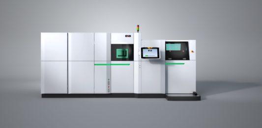 Protolabs mette in funzione la prima EOS M 300-4