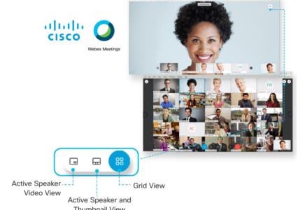 Cisco Webex: ancora più sicurezza per l'apprendimento a distanza, anche in un ambiente ibrido