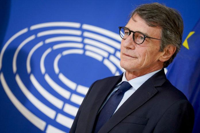 Sassoli:«Profondamente preoccupato per la mancanza di progressi nei negoziati sulla Brexit»