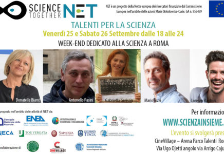 Talenti per la scienza, torna a Roma la Notte dei Ricercatori