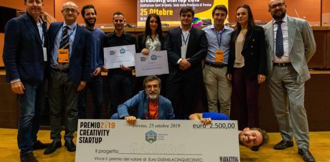 """""""Premio Creativity Startup"""", benefit per le migliori startup d'Italia"""