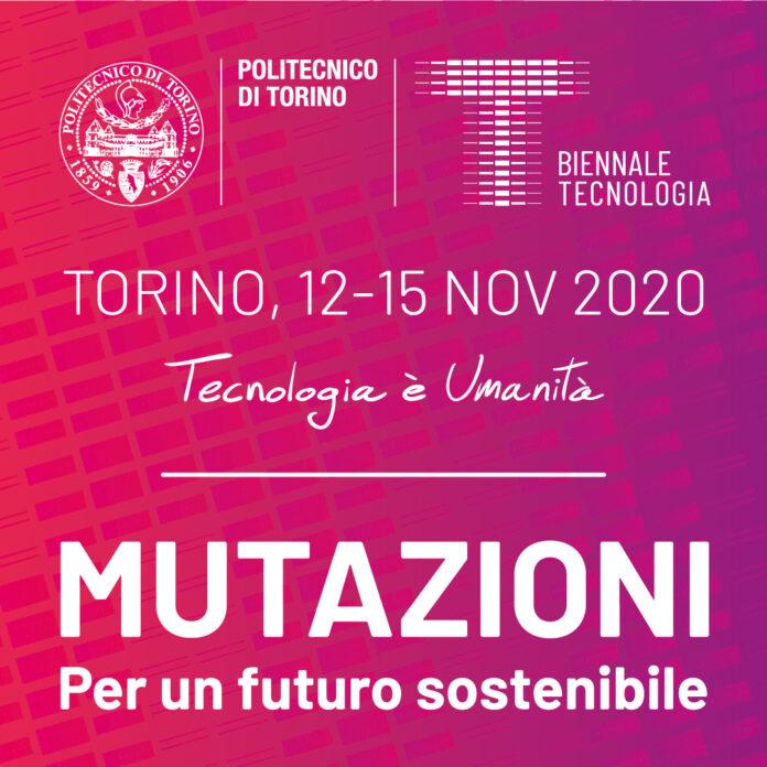 BIENNALE TECNOLOGIA: dal 12 al 15 novembre, a Torino e online
