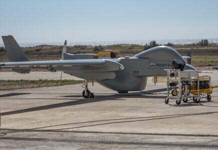 L'agenzia europea della guardia di frontiera e costiera sceglie Airbus e IAI