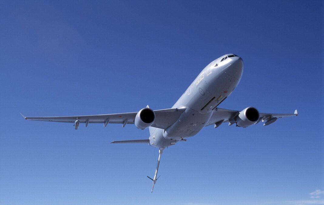 Airbus selezionata per l'aggiornamento del Communications and Mission System sulla flotta MRTT della Royal Australian Air Force