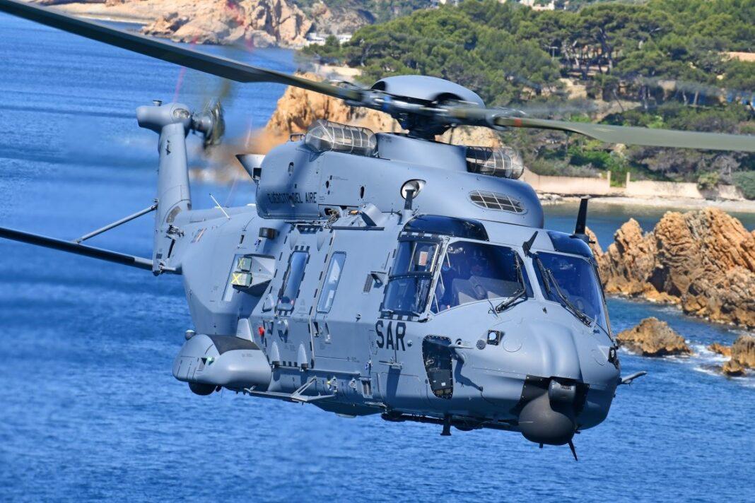 Airbus: primo NH90 consegnato all'Aeronautica Militare spagnola