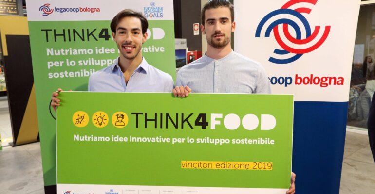 La startup SquisEat ha vinto l'hackaton di Think4Food