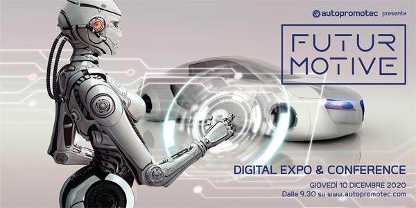 Autopromotec presenta Futurmotive – Digital Expo and Conference
