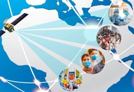Telespazio ed e-GEOS presentano HERMES, un sistema di servizi per aiutare le istituzioni sanitarie