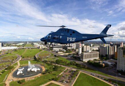 Leonardo rafforza sicurezza e capacità di salvataggio in Brasile con sei elicotteri AW119Kx per la Polícia Rodoviária Federal