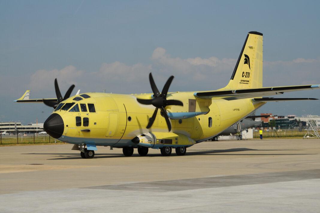 Leonardo: arriva la Next Generation del C-27J