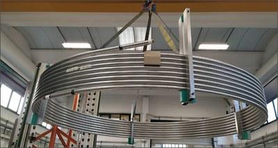 Energia: fusione, i primi supercavi made in Italy arrivano a ITER
