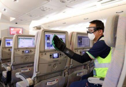 Emirates è stata valutata come la compagnia aerea migliore al mondo nel fronteggiare il Covid-19