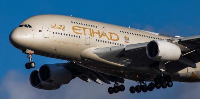 Etihad Airways apre la rotta per Israele con voli giornalieri