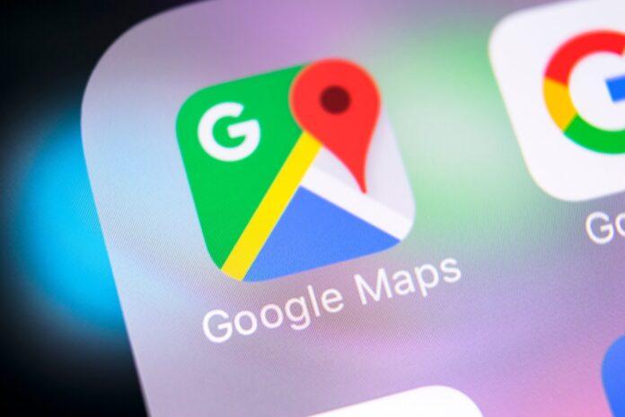 Da Google Maps gli aggiornamenti sulla Pandemia: casi, e informazioni su come muoversi in sicurezza