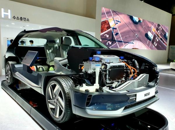 Hyundai Motor Company e INEOS collaborano per promuovere un'economia basata sull'idrogeno