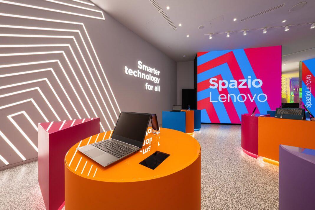M-Cube insieme a Lenovo presenta le strategie per il punto vendita del futuro