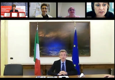Sclerosi multipla: intervento Ministro Manfredi Congresso Fism