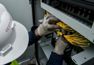 Open Fiber in Molise: entro l'anno la fibra in 29 comuni
