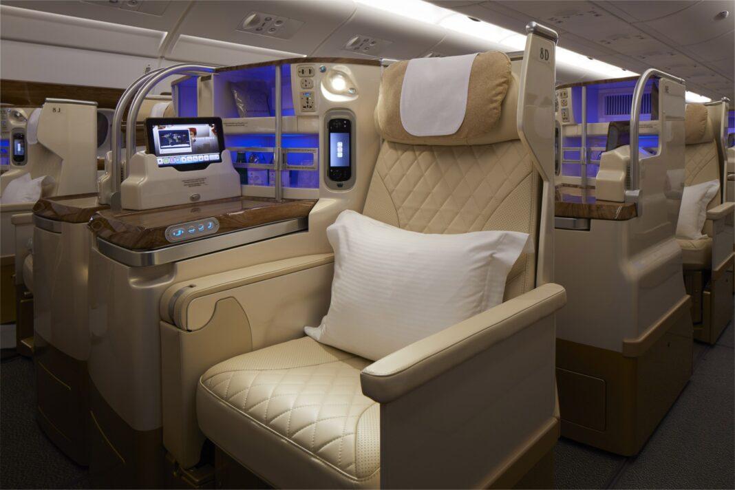 Emirates svela la nuova e spettacolare Premium Economy