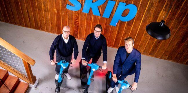 Helbiz firma per l'acquisizione di Skip e si espande nella West Coast