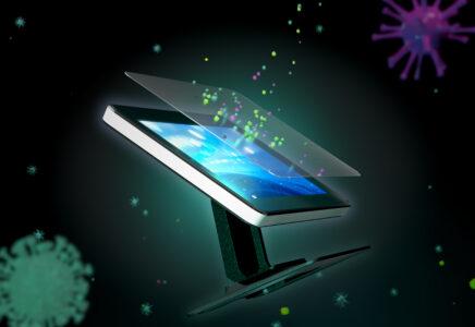 Lenovo: rivestimento anti-coronavirus di Kastus per proteggere i touch-screen