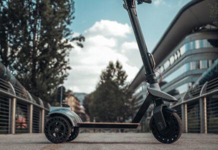 Nasce a Torino LYNX: il pluripremiato monopattino innovativo