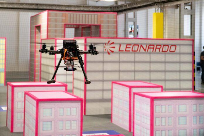 Leonardo: sempre più tecnologia nel Drone Contest 2021
