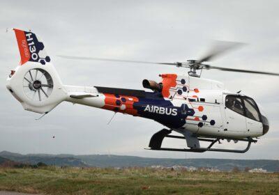 Airbus presenta Flightlab, l'elicottero per testare le tecnologie del futuro