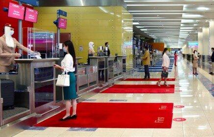 Emirates è una delle prime compagnie aeree a sperimentare il Travel Pass della IATA