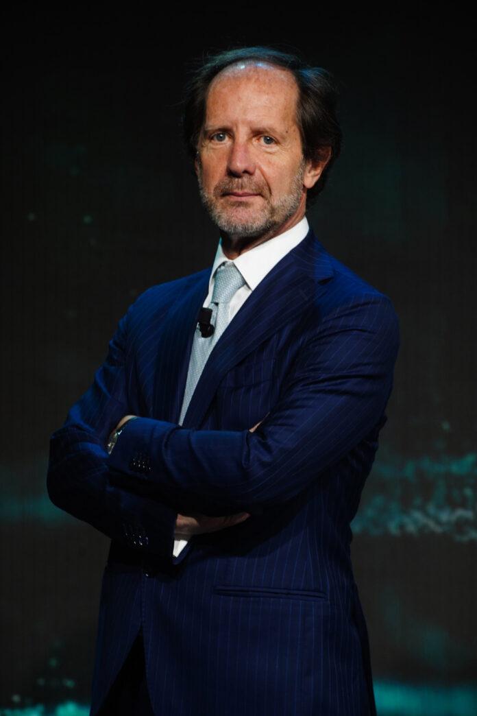 Fabio Pompei, CEO di Deloitte Italia