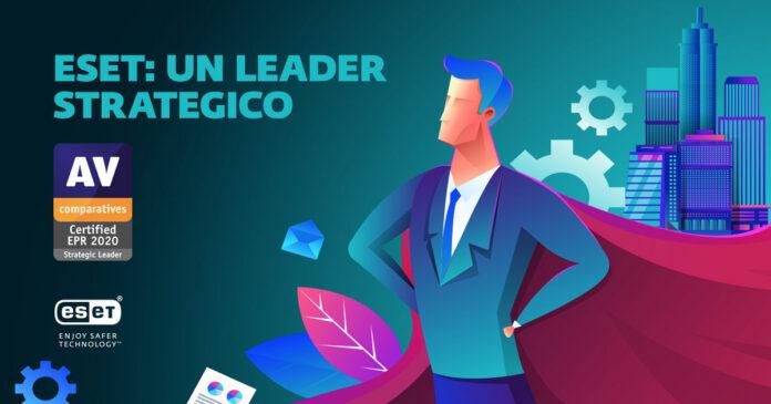 ESET è stata nominata 'Leader strategico'