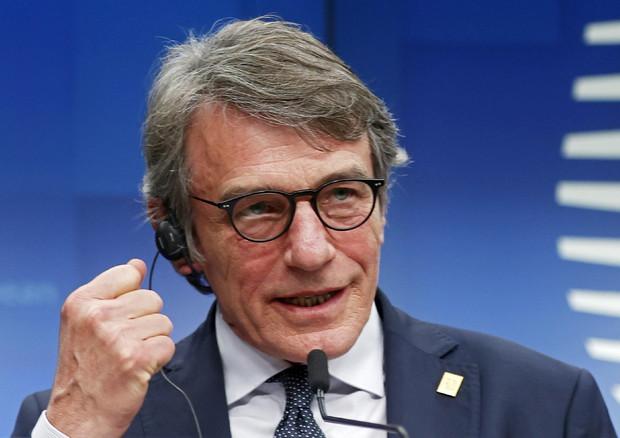 Sassoli agli Stati membri: Voto storico del Parlamento europeo, ora non c'è tempo da perdere