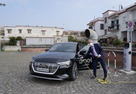 Ercolano: Enel X e Comune insieme per la mobilità elettrica