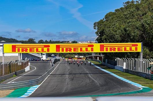 Pirelli Fornitore Ufficiale di Pneumatici del Campionato Mondiale MOTUL FIM Superbike