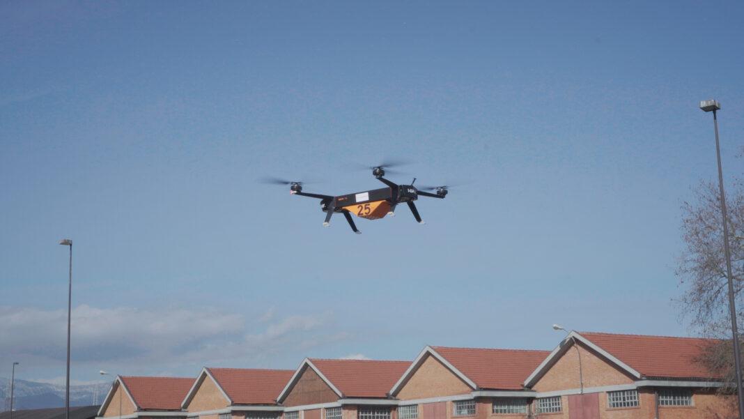 Leonardo: prima dimostrazione in Italia per il trasporto di merci pesanti in città con un drone a propulsione elettrica_ENAC