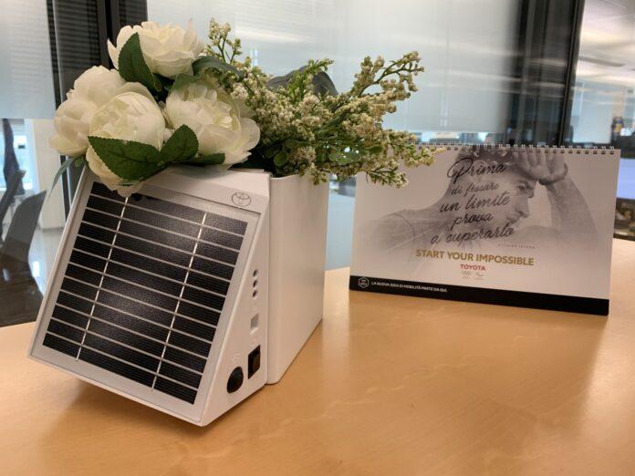 Toyota supporta Wiseair, il progetto che monitora la qualità dell'aria di Roma