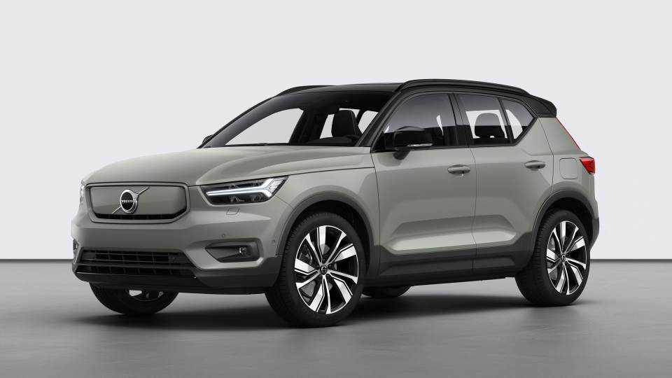 Il SUV XC40 Recharge