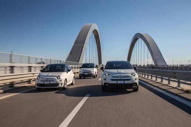 Google e FIAT hanno presentato la nuova FIAT 500 Hey Google,